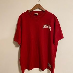 Vintage Russell Athletics Indiana T Shirt